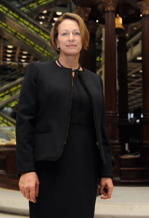 Lloyd's of London Incoming Chief Executive Officer Inga Beale