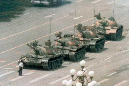 Un-Remembering the Tiananmen Square Massacre in Beijing