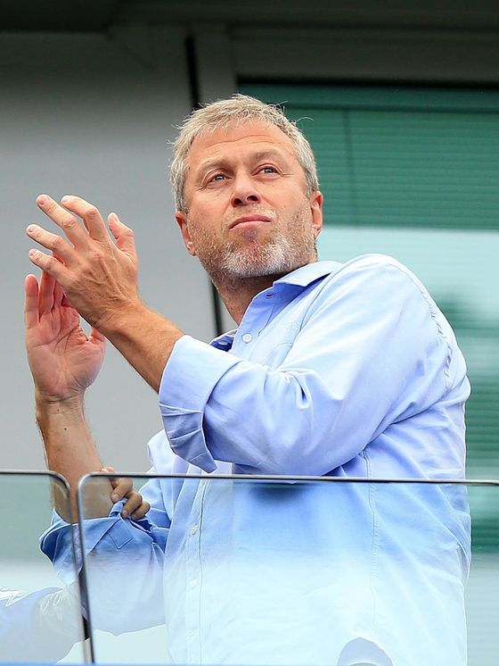 Has Anyone Seen Roman Abramovich? The Last Days of Londongrad