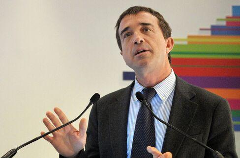 Lagardere SCA CEO Arnaud Lagardere