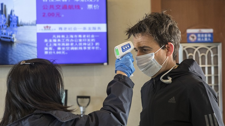 Virus Is 'Wake Up Call' on Supply Chains: EU Chamber of Commerce in China