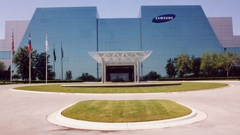Samsung to Spend $4 Billion Boosting Texas Chip Production