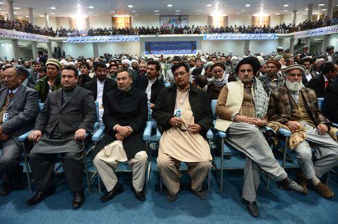 The Loya Jirga