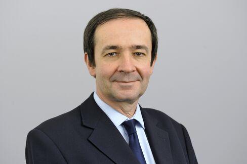 Holcim Ltd. Chief Executive Officer Bernard Fontana
