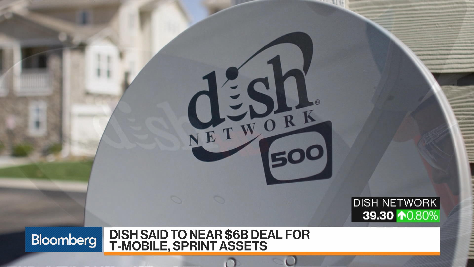 Why Dish Would Want to Buy Sprint, T-Mobile Assets