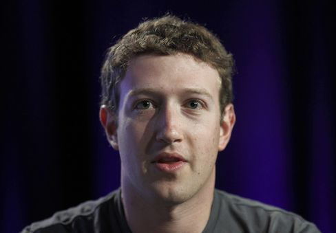 Facebook Shares Get Sliced Into Derivatives as Value Surges