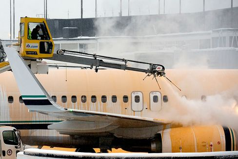 Polar Vortex Airline Damage by the Numbers