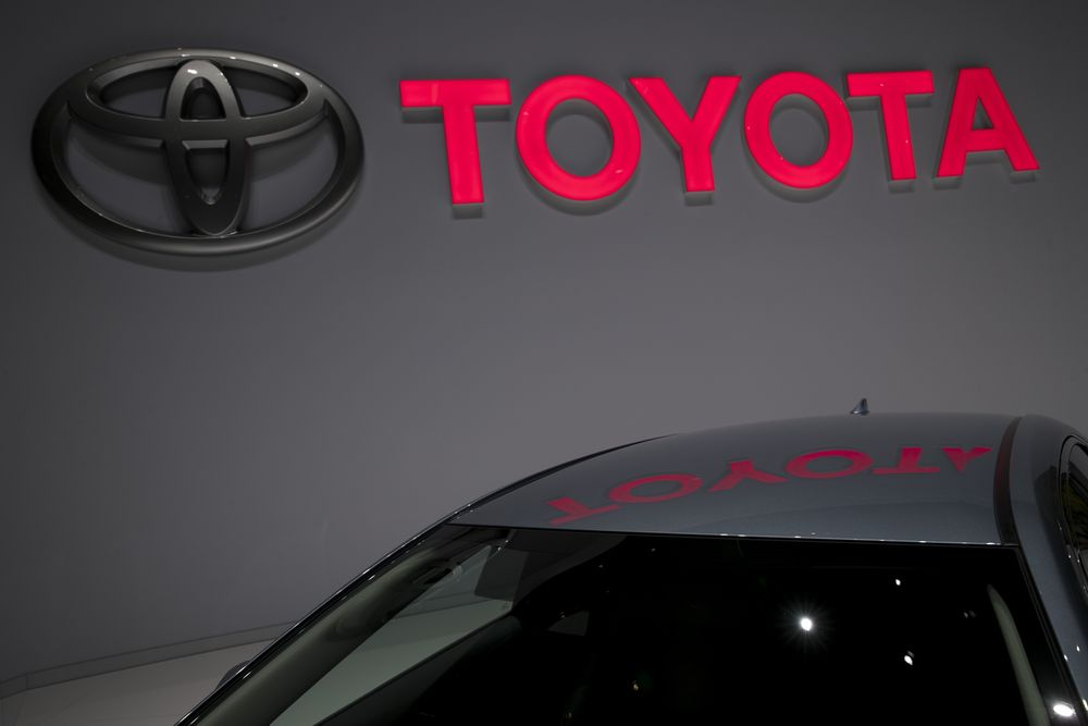 Cruise Control Should Not Be Used >> Toyota Needs Growth Drivers Not Just Cost Cuts Bloomberg