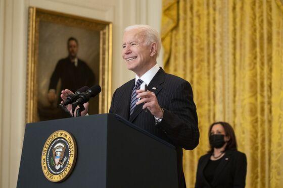 Biden Uses Trump's 'America First' Vaccine Plan to Corner Market