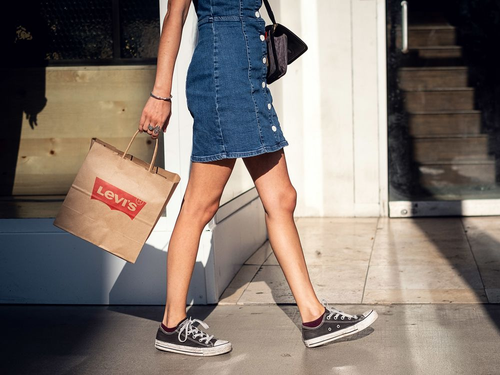 df152a280cd Levi Strauss IPO Plan Suggests Denim Is Back to Battle Yogawear ...