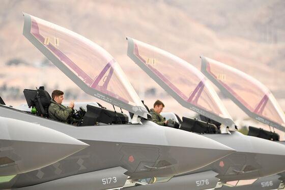F-35 Overrun Sticks U.S. Taxpayers, Allies With $444 Million Tab