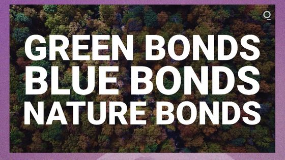 Why the Hot New Shade for Green Bonds Could Be Blue