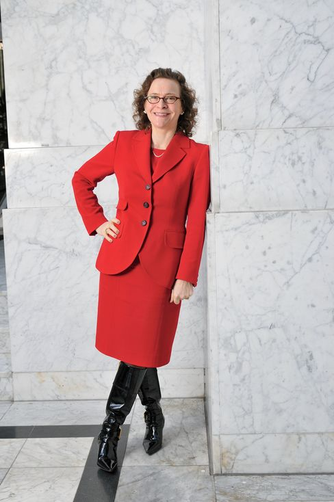Rebecca Macieira-Kaufmann was named CEO of Banamex USA after the Fed's consent order in 2013.