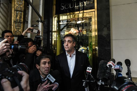 From Trump Fixer to Convict:Michael Cohen Begins Prison Term
