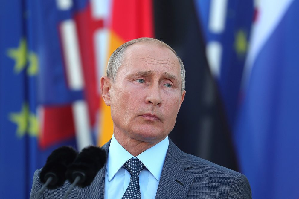 Putin Defies Trump's Demands to Expel Iran From Syria