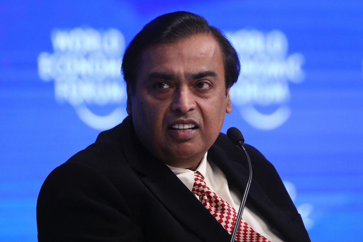 Billionaire Mukesh Ambani Says Must 'Redefine' Indian Manufacturing