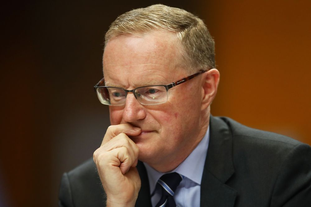 Australia's Central Bank Chief 'Sighs' at U.S. Fiscal Discipline
