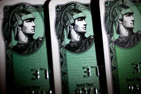 American Express Profit Beats Estimates as Card Spending Climbs