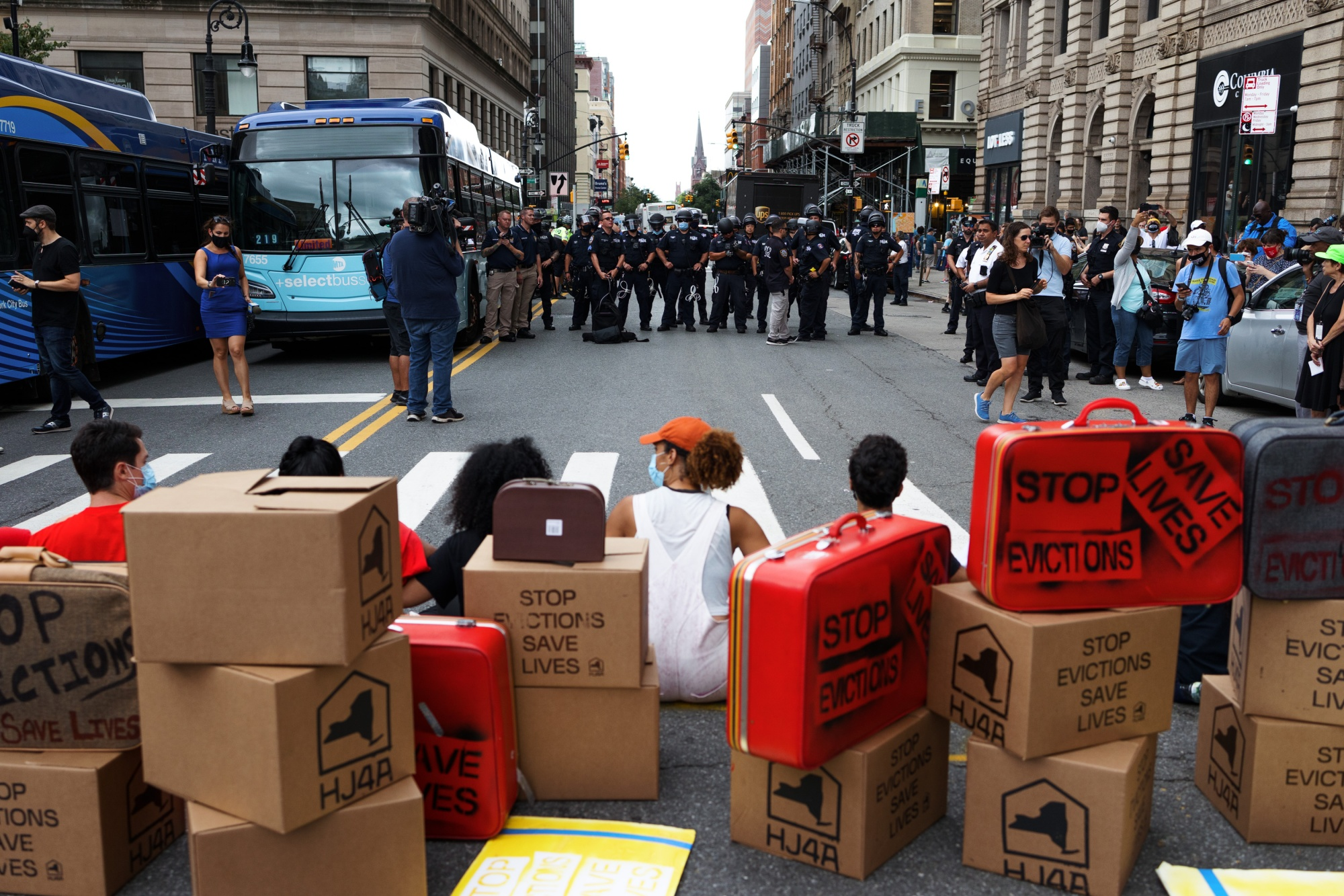 Eviction Moratorium Ends, U.S. Could See 750,000 Before Year End: Goldman -  Bloomberg