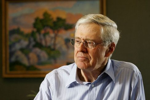 The Koch Brothers Are Spending Circles Around Democrats