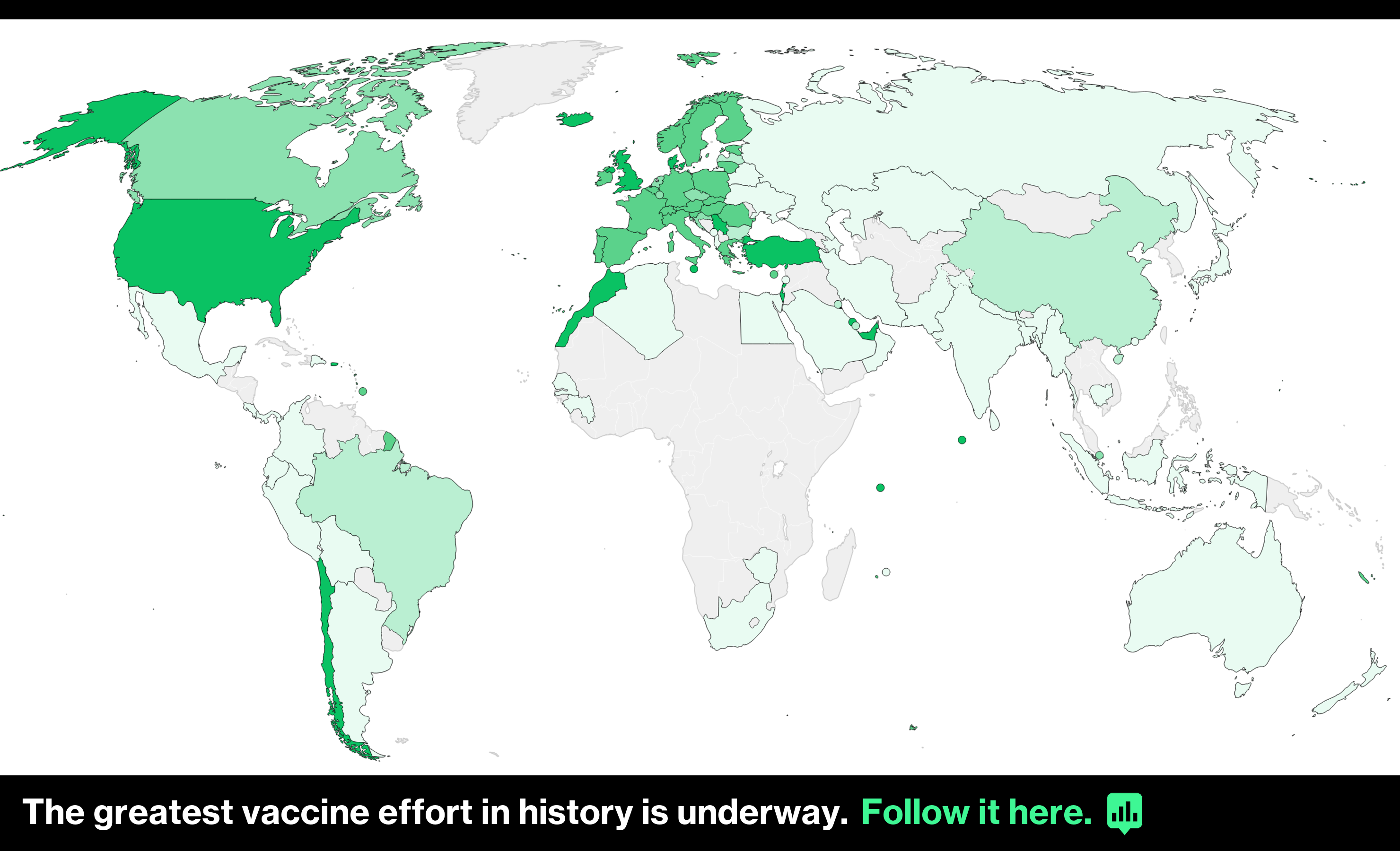 Covid vacina-rastreada-distribuição-global-vacina-incorporada