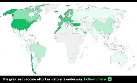 N.Y. Lowers Vaccine Age; EU Seeks to End Deadlock: Virus Update
