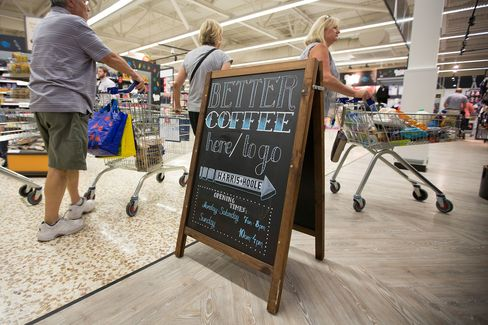 Tesco Plc's Watford Store As Supermarket Diversifies With In-Store Shops