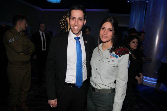 Billionaire Saban Helps Raise $29 Million for Israeli Troops