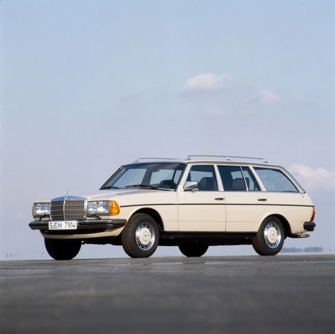 At the time of their debut, these were the most expensive station wagons on the market.