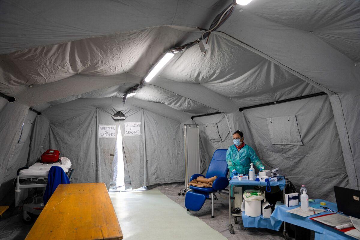 WHO Raises Global Risk for Coronavirus to Very High