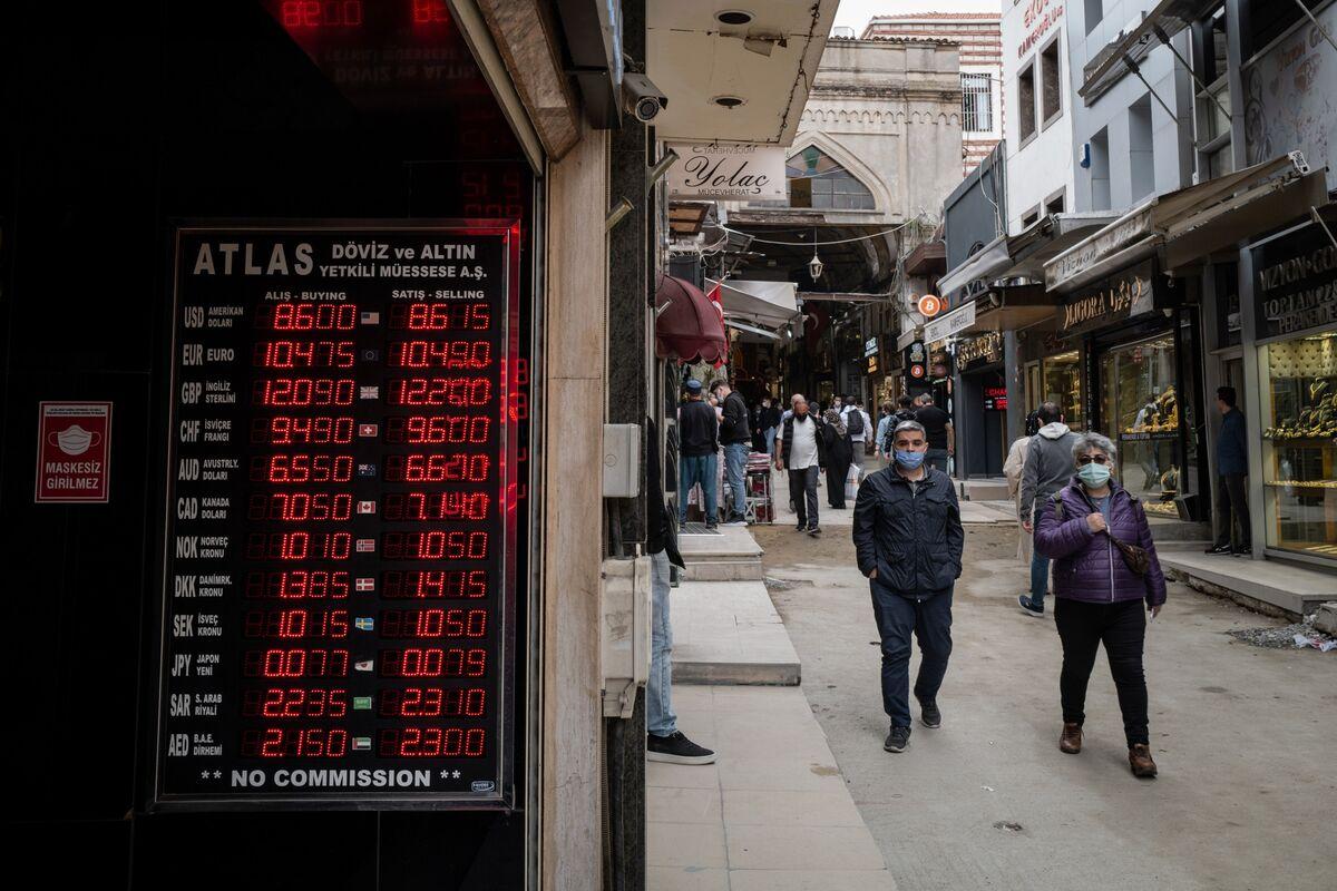 【先週の新興国市場】トルコ・リラ上昇、対米首脳会談控え-株は反落