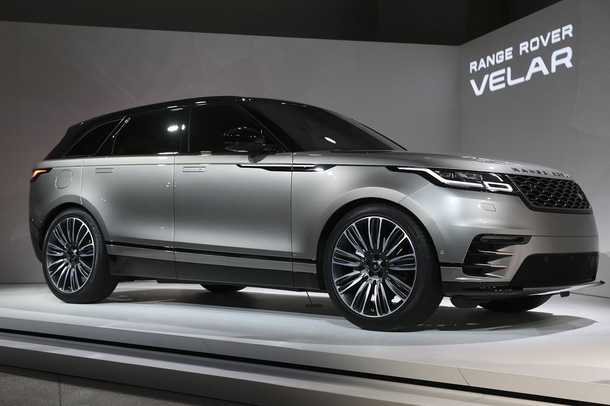 range rover velar targets audi q7 and bmw x5 with road car manners