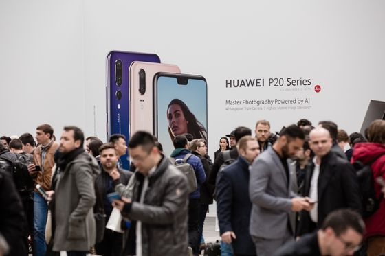 Huawei Hemorrhages Allies in Europe on Growing Security Concerns