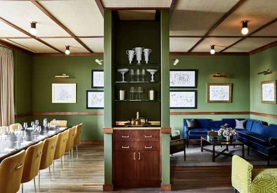 Need a Private Party Room at a Fancy Restaurant? Here Are10