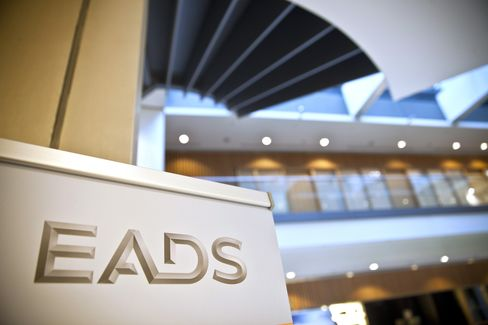 EADS Owners Back 15% Share Purchase to Ease Ownership Change