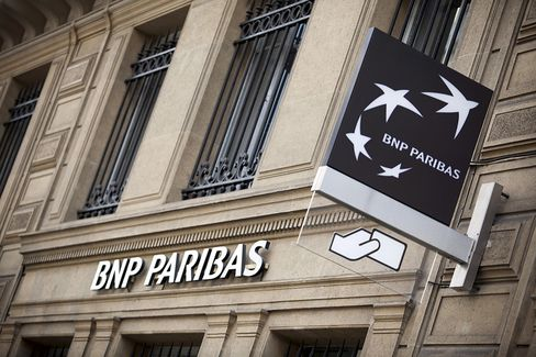 BNP Paribas Fourth-Quarter Net Falls 33% on Italy Writedown
