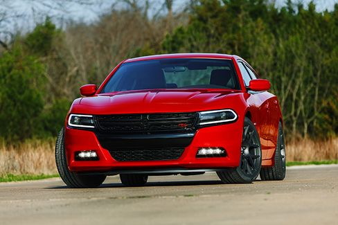 How the Dodge Charger Gets Cops to Fall in Love With a Car