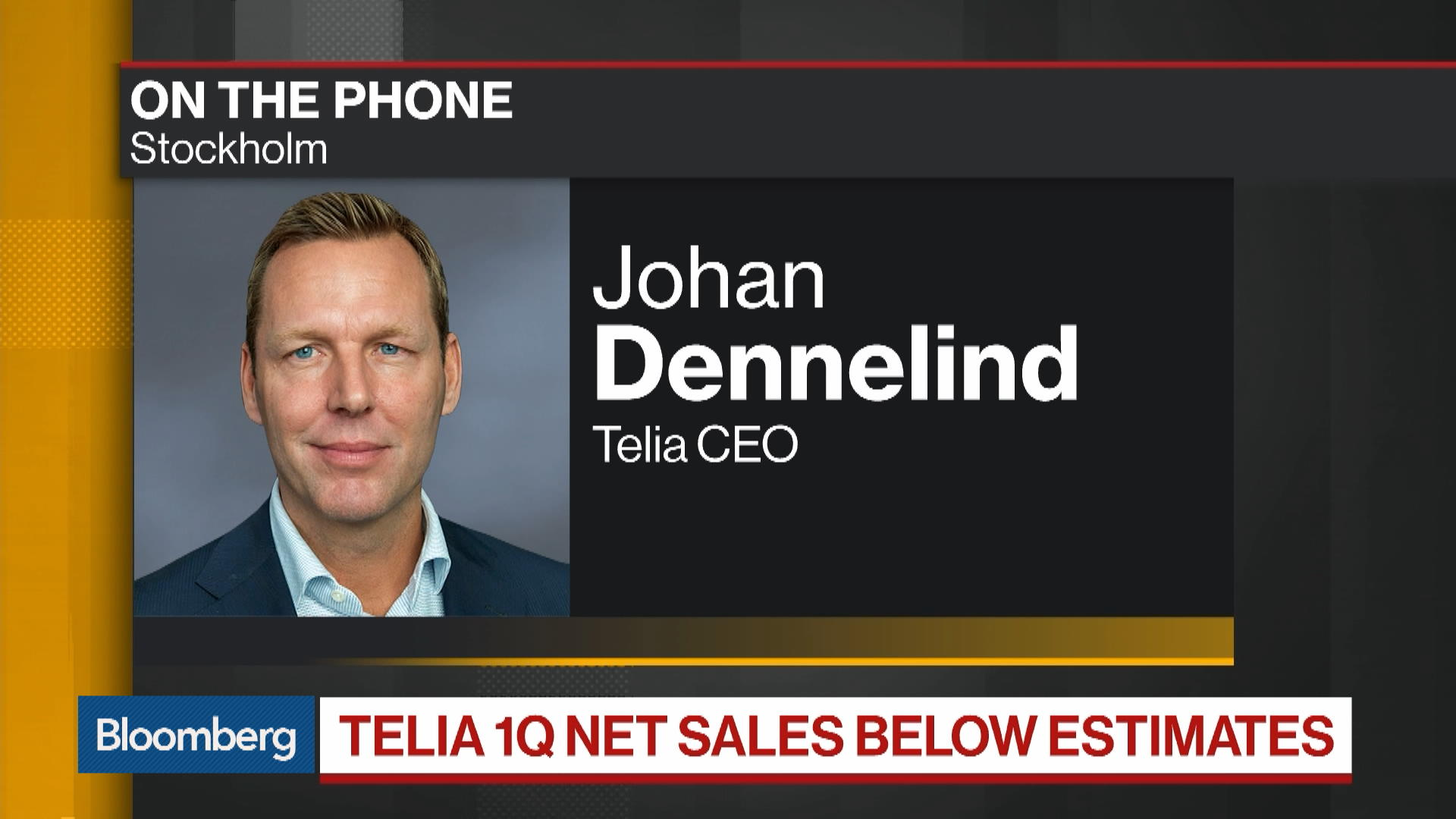 Telia CEO: We Are Confident and Comfortable About Our Outlook for 2019