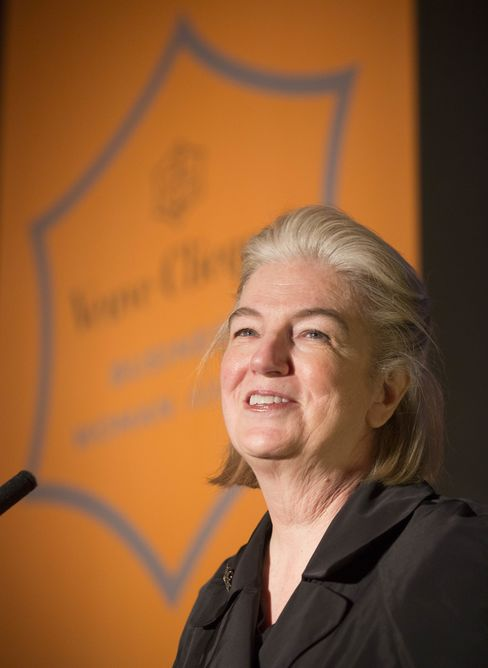 Former Pearson Plc Chief Executive Officer Marjorie Scardino