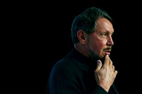 End of an Era: Larry Ellison Steps Down as Oracle's CEO