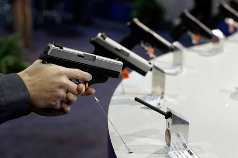 Gun Business Still Booming as Anxiety Buying Continues
