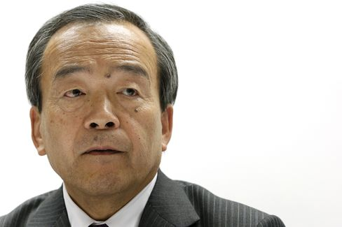 Toyota Vice Chairman Takeshi Uchiyamada