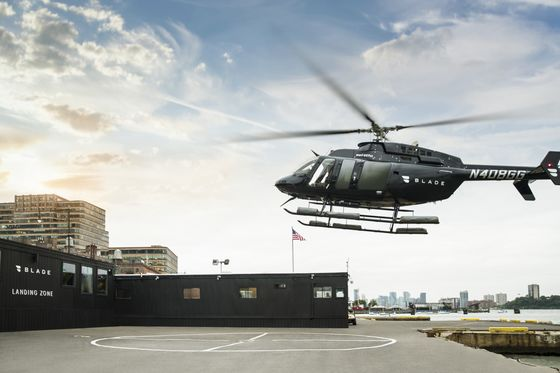 NYC Is Set to Get a 12-Minute, $175 Helicopter Commute Option