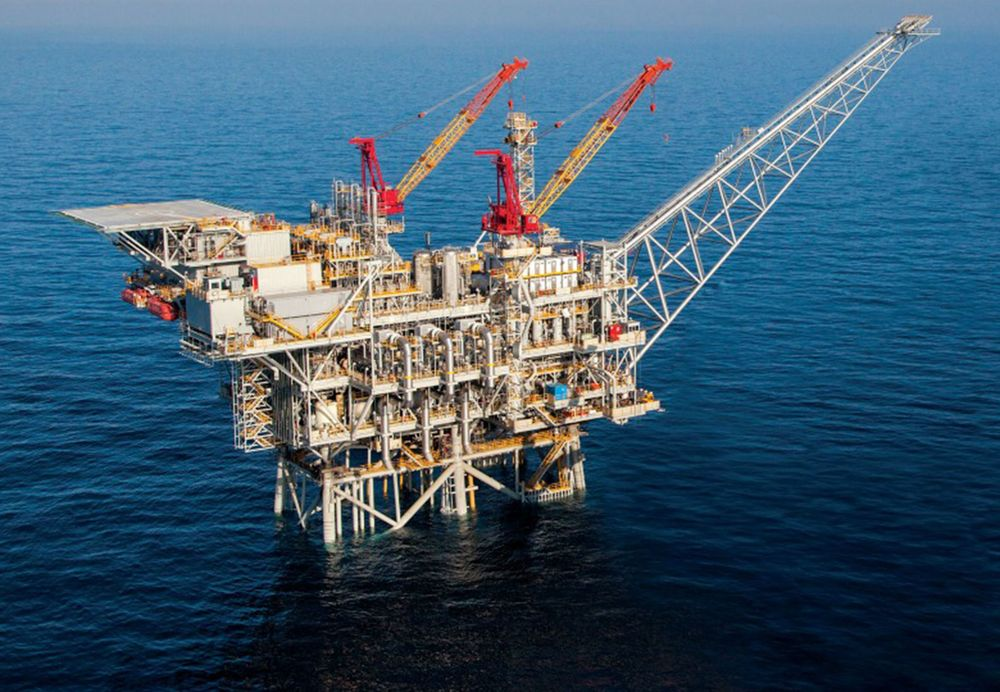 Israel, Egypt Said to Discuss Gas Exports - Bloomberg