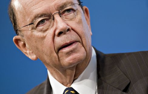 Chairman and CEO of WL Ross & Co. Wilbur Ross