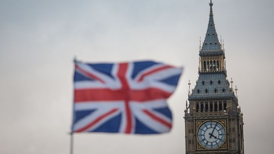 A U.K. Economic Rebound With London Lagging Is No Rebound at All