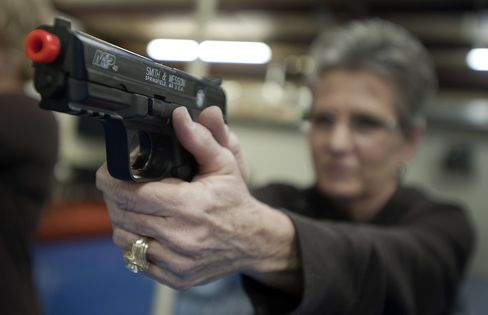 Principal Missed Gunmaker Slump With Sales