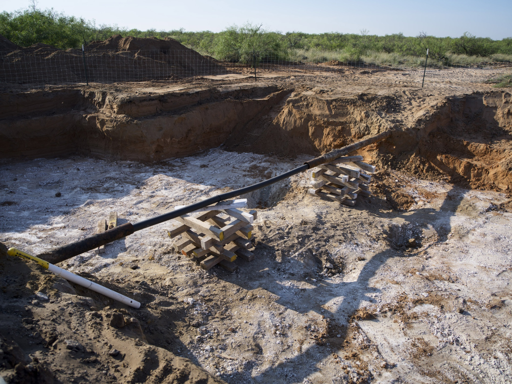 relates to How Last Century's Oil Wells Are Messing With Texas Right Now