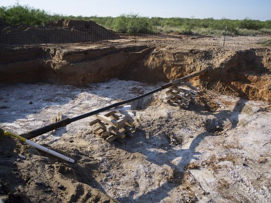 How Last Century's Oil Wells Are Messing With Texas Right Now