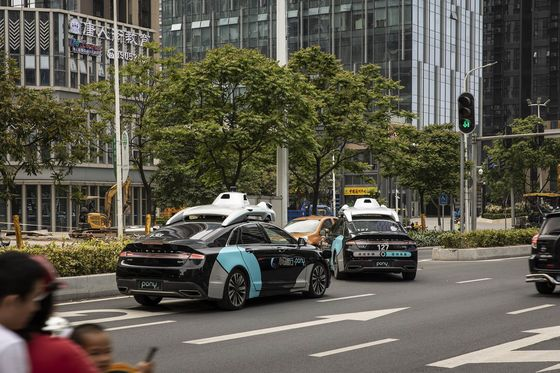 China's Robocars Are Being Lapped By Their U.S. Competitors
